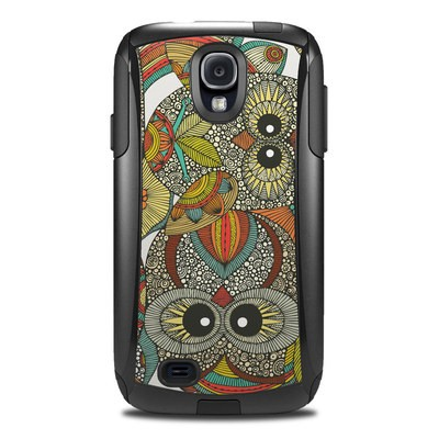 OtterBox Commuter Galaxy S4 Case Skin - 4 owls
