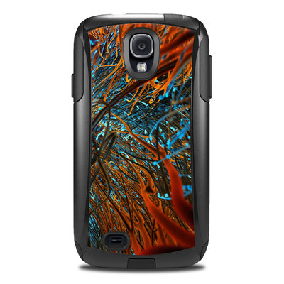 Otterbox Commuter Galaxy S4 Case Skin - Axonal