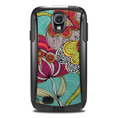 OtterBox Commuter Galaxy S4 Case Skin - Beatriz
