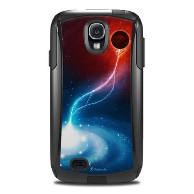 OtterBox Commuter Galaxy S4 Case Skin - Black Hole