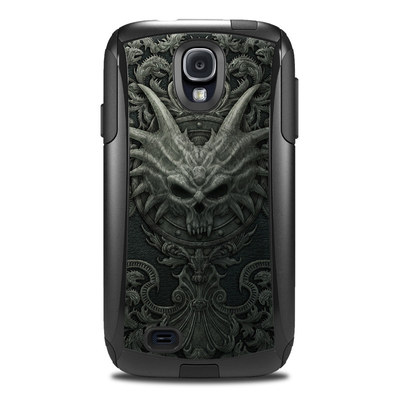 Otterbox Commuter Galaxy S4 Case Skin - Black Book