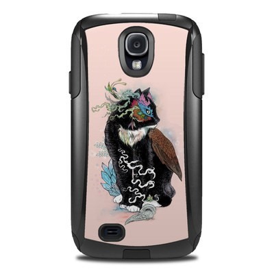 Otterbox Commuter Galaxy S4 Case Skin - Black Magic