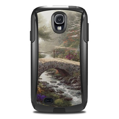 Otterbox Commuter Galaxy S4 Case Skin - Bridge of Faith