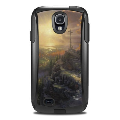 Otterbox Commuter Galaxy S4 Case Skin - The Cross