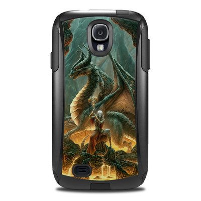 Otterbox Commuter Galaxy S4 Case Skin - Dragon Mage