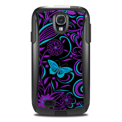 Otterbox Commuter Galaxy S4 Case Skin - Fascinating Surprise