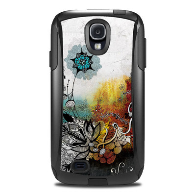 Otterbox Commuter Galaxy S4 Case Skin - Frozen Dreams