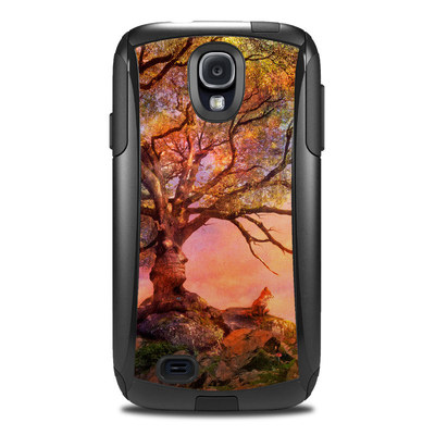 Otterbox Commuter Galaxy S4 Case Skin - Fox Sunset