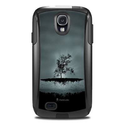 Otterbox Commuter Galaxy S4 Case Skin - Flying Tree Black