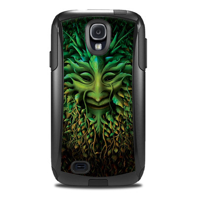 Otterbox Commuter Galaxy S4 Case Skin - Greenman