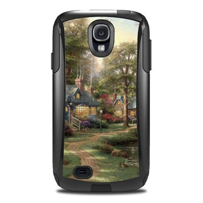 OtterBox Commuter Galaxy S4 Case Skin - Hometown Lake