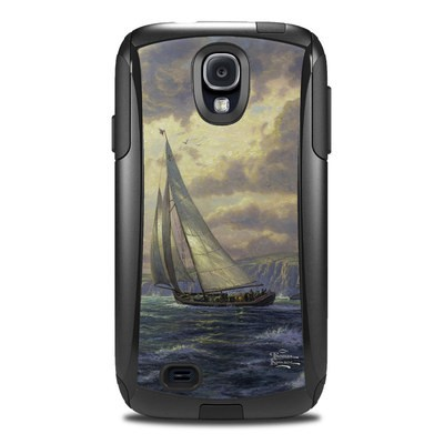 Otterbox Commuter Galaxy S4 Case Skin - New Horizons