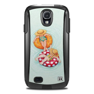 OtterBox Commuter Galaxy S4 Case Skin - Inner Tube Girls