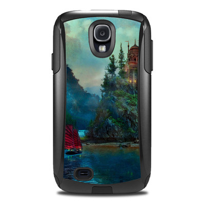 OtterBox Commuter Galaxy S4 Case Skin - Journey's End