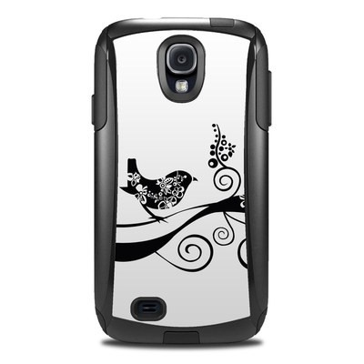OtterBox Commuter Galaxy S4 Case Skin - Little Curly
