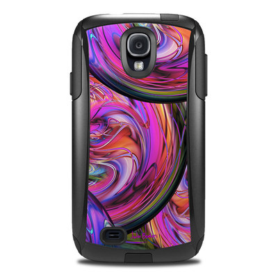OtterBox Commuter Galaxy S4 Case Skin - Marbles