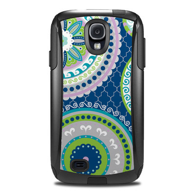 Otterbox Commuter Galaxy S4 Case Skin - Medallions