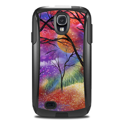 Otterbox Commuter Galaxy S4 Case Skin - Moon Meadow