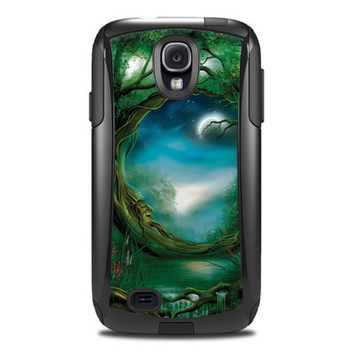 OtterBox Commuter Galaxy S4 Case Skin - Moon Tree