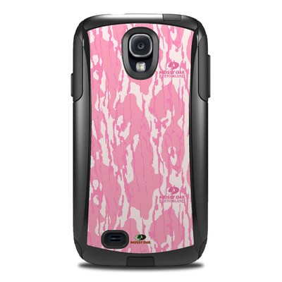 Otterbox Commuter Galaxy S4 Case Skin - New Bottomland Pink