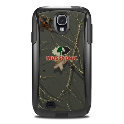 Otterbox Commuter Galaxy S4 Case Skin - Break-Up Lifestyles Evergreen