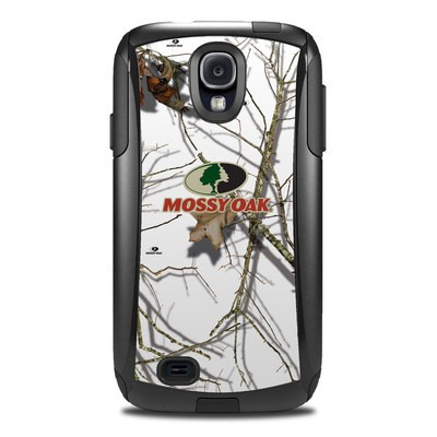 Otterbox Commuter Galaxy S4 Case Skin - Break-Up Lifestyles Snow Drift