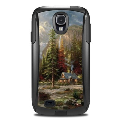 OtterBox Commuter Galaxy S4 Case Skin - Mountain Majesty