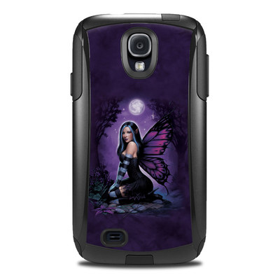 Otterbox Commuter Galaxy S4 Case Skin - Night Fairy