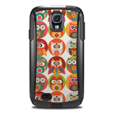 OtterBox Commuter Galaxy S4 Case Skin - Owls Family