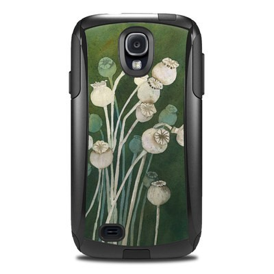 Otterbox Commuter Galaxy S4 Case Skin - Poppy Pods