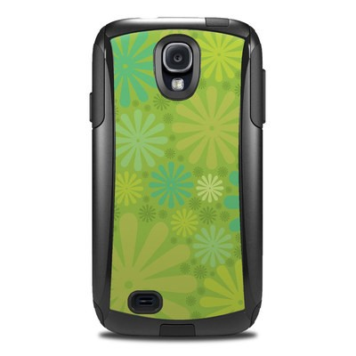 Otterbox Commuter Galaxy S4 Case Skin - Lime Punch