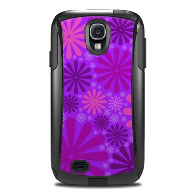 Otterbox Commuter Galaxy S4 Case Skin - Purple Punch