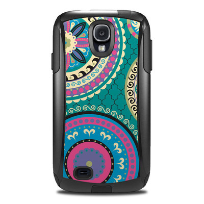 Otterbox Commuter Galaxy S4 Case Skin - Silk Road