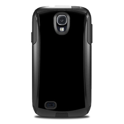 OtterBox Commuter Galaxy S4 Case Skin - Solid State Black