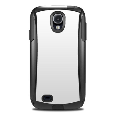 OtterBox Commuter Galaxy S4 Case Skin - Solid State White