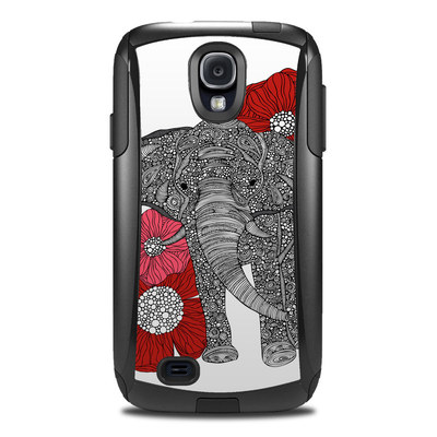 Otterbox Commuter Galaxy S4 Case Skin - The Elephant
