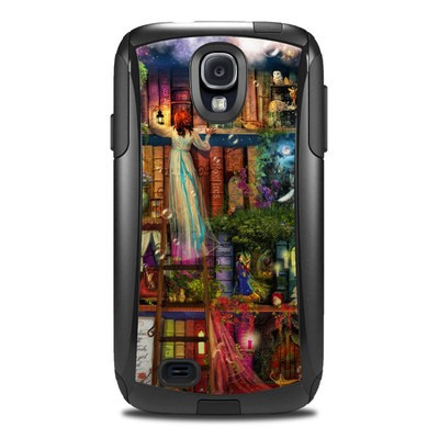 Otterbox Commuter Galaxy S4 Case Skin - Treasure Hunt