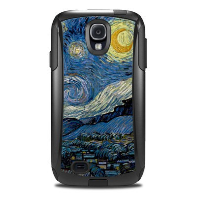 OtterBox Commuter Galaxy S4 Case Skin - Starry Night
