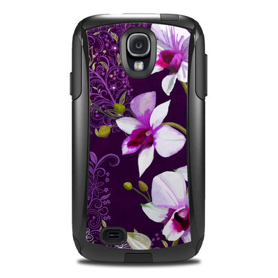 Otterbox Commuter Galaxy S4 Case Skin - Violet Worlds