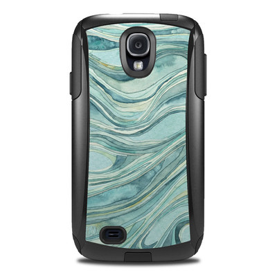 OtterBox Commuter Galaxy S4 Case Skin - Waves