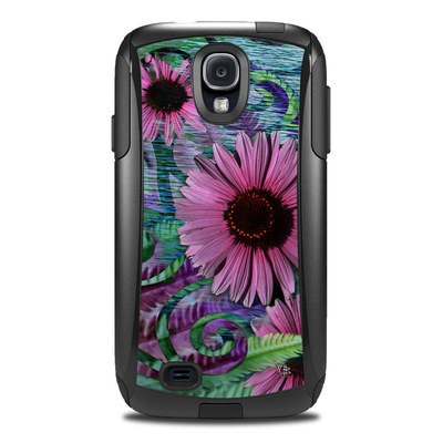 OtterBox Commuter Galaxy S4 Case Skin - Wonder Blossom