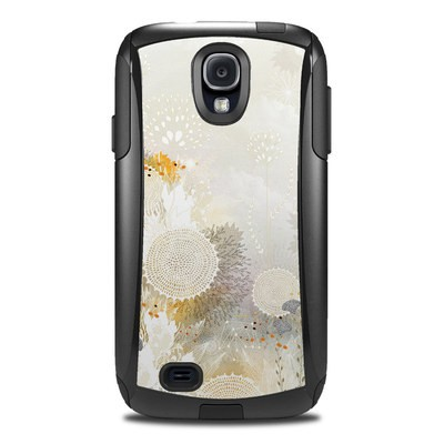 Otterbox Commuter Galaxy S4 Case Skin - White Velvet