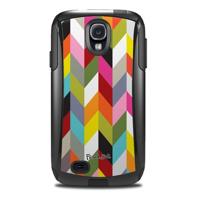 OtterBox Commuter Galaxy S4 Case Skin - Ziggy Condensed