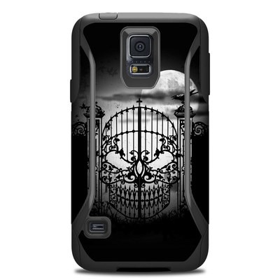 OtterBox Commuter Galaxy S5 Case Skin - Abandon Hope
