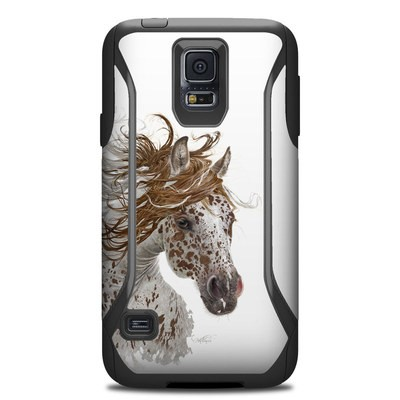 OtterBox Commuter Galaxy S5 Case Skin - Appaloosa