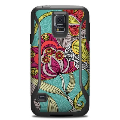 Otterbox Commuter Galaxy S5 Case Skin - Beatriz