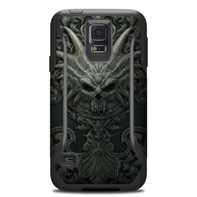 OtterBox Commuter Galaxy S5 Case Skin - Black Book
