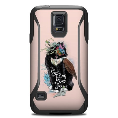 Otterbox Commuter Galaxy S5 Case Skin - Black Magic