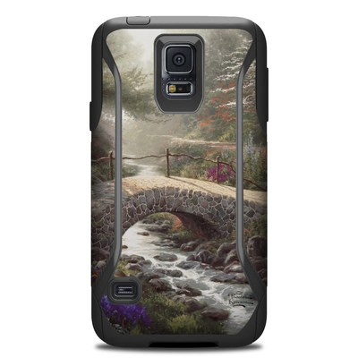 Otterbox Commuter Galaxy S5 Case Skin - Bridge of Faith