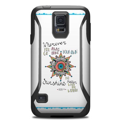 Otterbox Commuter Galaxy S5 Case Skin - Bring Your Own